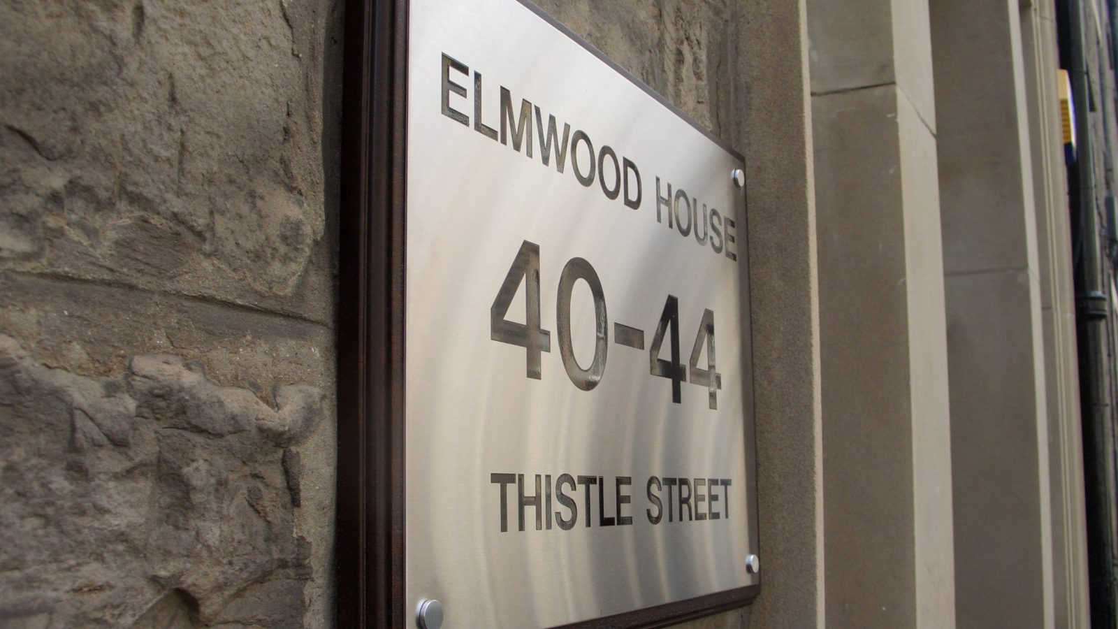 Elmwood House Thistle Street