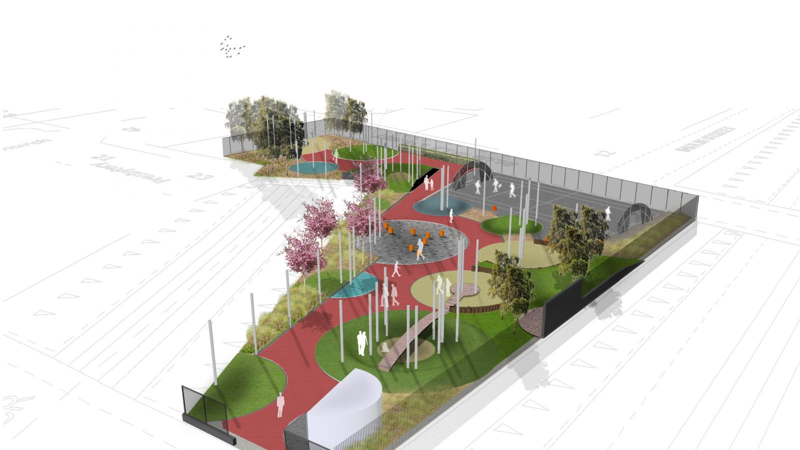 HS Appointed for Whitevale Park